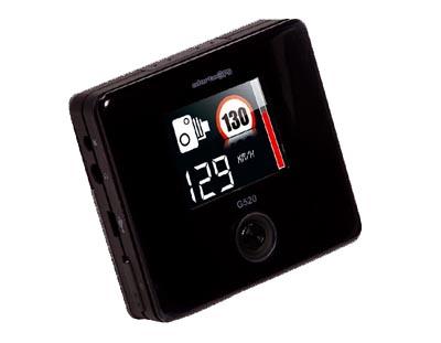 alertegps g520 avertisseur radar test prix navigateur gps radars l gal. Black Bedroom Furniture Sets. Home Design Ideas