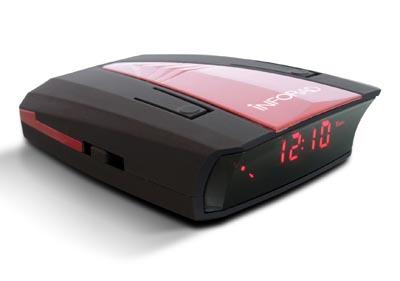 inforad v6 avertisseur radar test prix navigateur gps radars l gal. Black Bedroom Furniture Sets. Home Design Ideas